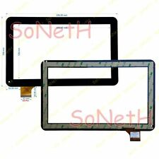 "Vetro Touch screen Digitizer 10,1""  Ainol NOVO 10 Numy AX10 3G Nero"