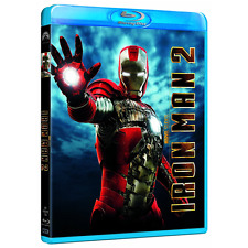 Blu-ray *** IRON MAN 2 *** sigillato