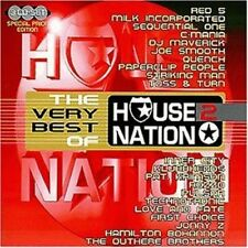 House Nation-The very best of 2 C-Mania, DJ Maverick, Red 5, Corazon.. [3 CD]