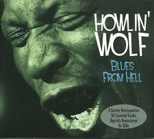 HOWLIN' WOLF BLUES FROM HELL - 3 CD BOX SET - SPOONFUL, EVIL, POOR BOY & MORE