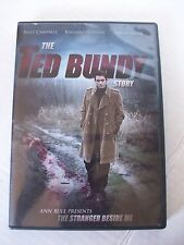 THE TED BUNDY STORY, DVD BARBARA HERSHEY, BILLY CAMPBELL,, ANN RULE