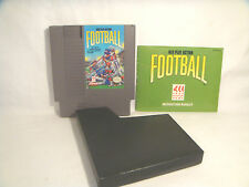 NES Play Action Football - game & manual only - Nintendo!