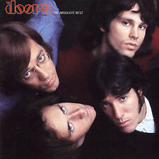 Absolute Best of the Doors by The Doors (CD, Oct-2003, 2 Discs, Rhino) - N E W