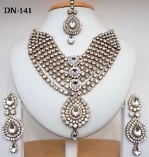 Indian Bridal Costume / Fashion Jewellery, Bollywood Necklace Set