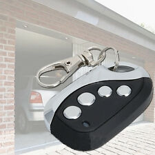 4Channel Transmitter Garage Door Remote Control Fob Rolling Code For 315/433Mhz.