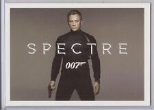 """James Bond Archives 2015 - CT1 """"Spectre"""" Case Card"""