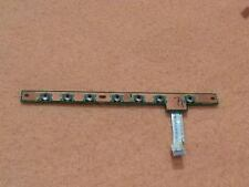 Acer Travelmate 5520 scheda pulsante tasti - E button board flat cable cavo