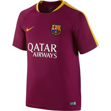 Nike FC Barcelona Barca Flash Kinder Kids Training T-Shirt Shirt 128-137CM  S