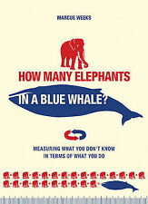 How Many Elephants in a Blue Whale?: Measuring What Yo