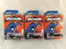 """The Batman """"The Brave and The Bold Batmobile 2012 Hot Wheels - NOC"""