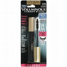 L'OREAL PARIS Voluminous Carbon Black Waterproof Mascara #395 NEW IN PACK