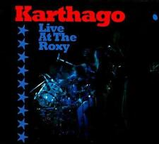 Live At The Roxy [Digipak] * by Karthago (CD, Apr-2011, 2 Discs, Made in...
