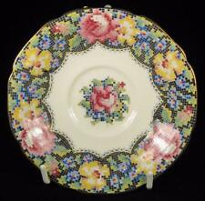 Paragon 'Gingham Rose' Fine Bone China Orphan Saucer