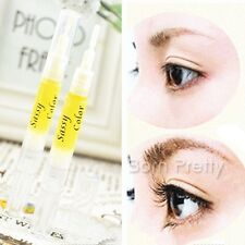 Rapid Eye Lashes Eyebrow Growth Serum Liquid Thicker Longer Eyelashes Enhancer