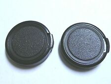 Two(2) 28mm Camera Snap-on Lens Cap Set for Leica lenses Elma / Hector New