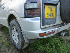 MITSUBISHI SHOGUN PAJERO 3.2 DID PASSENGER SIDE REAR SILVER SWB 99 - 2006