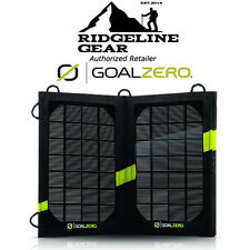 GOAL ZERO Nomad 7 V2 Solar Panel Portable Charger for Phone/GPS/MP3/+More