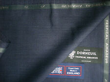 DORMEUIL 'TROPICAL AMADEUS' LUXURY WOOL SUITING FABRIC 3.4 m. - MADE IN ENGLAND