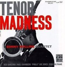 Sonny Rollins Tenor Madness vinyl LP NEW sealed