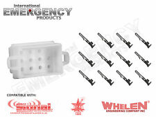 12 Pin Connector Plug for Star Signal Vehicle Products SVP 1889 Siren SS670 LCS