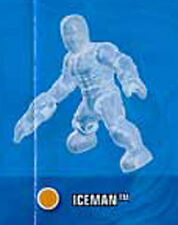 ICEMAN mega bloks NEW series 3 marvel minifigure RARE blind pack VHTF x-men
