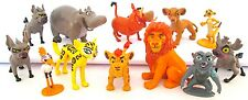 LION GUARD Figure Set KING DISNEY PVC TOY Cake Topper KION Simba FULI Kiara ONO!