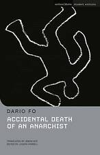 Accidental Death of an Anarchist: Methuen Student Editions