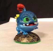 2011 Activision Skylander Wrecking Ball from Spyro's Adventure Figure Green Base