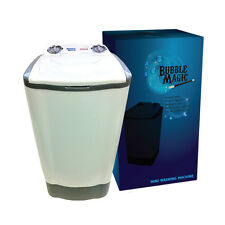 2016 XL Bubble Magic Mini Washing Machine 20 Gallon Hash 220 Micron Zipper Bag