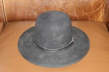 Vintage Beaver Brand Kenwood 5X Fur Felt Western Hat. Size: 6 7/8. Crown: 4 in.
