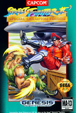 # SEGA MEGA DRIVE-STREET FIGHTER 2-TOP/Genesis Gioco/us-IMPORT #