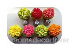 Russian Tulip Rose Stainless Steel Icing Piping Nozzles Tips Baking Tool #2