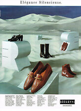 PUBLICITE ADVERTISING 074  1993  FRATELLI ROSSETTI  chaussures bottes  boots