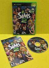 The Sims 2 XBOX - COMPLETE