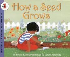 How a Seed Grows (Let's-Read-and-Find-Out Science 1) Jordan, Helene J. Paperbac