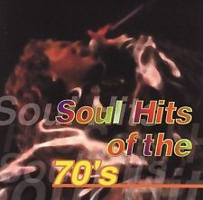 Soul Hits of the 70's [Sony] by Various Artists (CD, 2000, Sony Music...