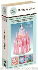 Brand New CRICUT Cake Cartridge BIRTHDAY CAKES - For all CRICUT Cutting Machines