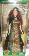 DOLLS OF THE WORLD BARBIE/PRINCESS OF IRELAND