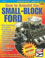 How to Rebuild the Small-Block Ford (S-A Design) by George Reid, (Paperback), Ca