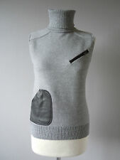 "PULL COL ROULE ""CHRISTIAN DIOR"" T40(F)/12(GB)/38(D)/8(USA) - TBE"