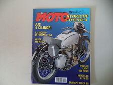 MOTO STORICHE E D'EPOCA 7/1999 VESPA RALLY 180/HERCULES K 75 GS/BSA 250 STAR