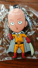 Anime One Punch Man Saitama Oppai Key Chain *Free Shipping*
