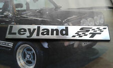 MINI COOPER CLASSIC BMC ROVER LEYLAND ST SPECIAL TUNING BADGE RARE S MPI 1275 GT