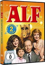 ALF, Staffel 2 (Max Wright, Anne Schedeen) 4 DVDs NEU