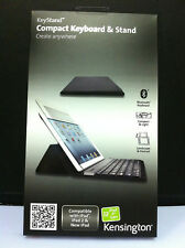 Kensington KeyStand Bluetooth Folio Keyboard Stand Case 4 iPad Air iPad Pro 9.7""