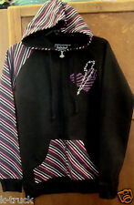 NWT - Hot Topic - Skelanimals - Long Sleeved - Zippered Hoodie - Size XL - Jrs