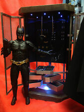 1/6 Scale Batman Arms Depot Armory Collectible Scene Fitting