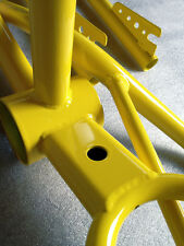 Super Durable Gloss Yellow Powder Coat Powder Coating Paint - (1LB)