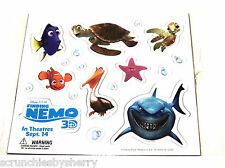 Disney Finding Nemo Dory Squirt Magnet Set