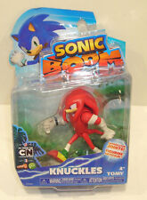 "Sonic Boom KNUCKLES Action Figure SEALED New Cartoon Network TOMY 3"" Sega 2016"